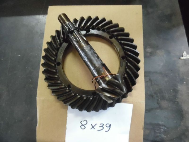 CROWN WHEEL&PINION 8X39 NEW X FIAT 1100
